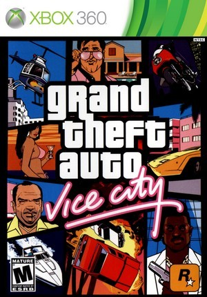 GTA: Grand Theft Auto: Vice City [PAL/RUS]