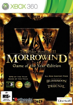 The Elder Scrolls III: Morrowind - GOTY Edition [PAL/ENG]